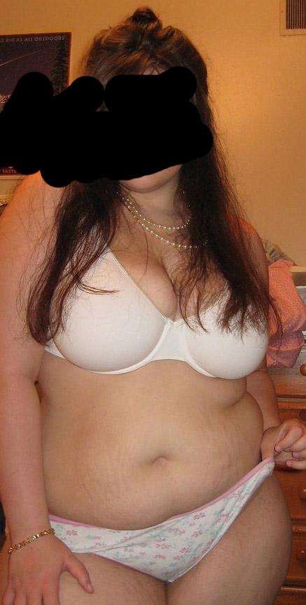 ledsen bbw tjej vill bli tröstknullad